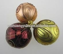 2015 brand new painting Christmas gift christmas balls ornaments