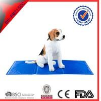 ice gel mat/pet ice pad/chill gel mat