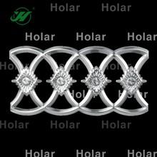 Holar Stainless steel gate design in foshan