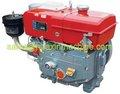 r180 r185k diesel del solo cilindro del motor del tractor para la venta