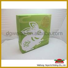 custom print cake box with high quality