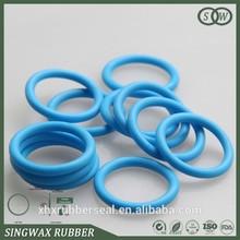 China manufactory Silicone Material elliptical o-ring