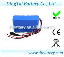 4s3p 18.650 6000 mAh ricaricabile 14.8v pacco batteria al litio
