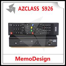Original ALI3606 AZCLASS New SKS DVB S2 decodificador satelital toconsat AZCLASS S926