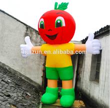 Huizun 2014 hot sale inflatable cartoon for advteising