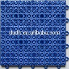 easily assembled outdoor interlocking basketball flooring