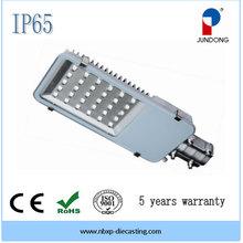 30W IP65 Aluminum Die Casting Base For SMD LED Street Light