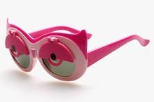 Óculos de sol menina menino clássicos óculos polarizados por atacado óculos de sol frescos crianças óculos