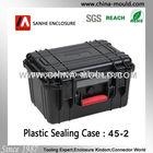 abs plastic high duty tool box
