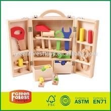Woodwork Tool Set Wood Kids Toy
