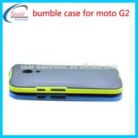 Hybrid Bumblebee Case Hard Protective Case Luxury Case for moto G2