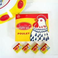 4g 10g 14g halal bouillon cube chicken soup cubes