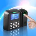 Tiempo y asistencia de la máquina/reloj de huella digital grabadora con tcp/ip wifi o( qclear- c)
