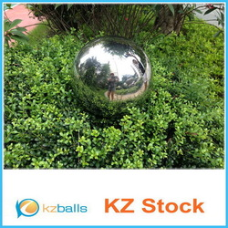 Cosmetic instrument plated stainless steel ball plated chrome