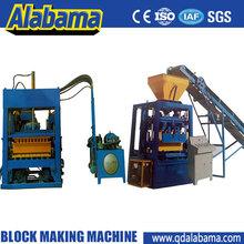 2014 China new product interlocking interlock and block machine