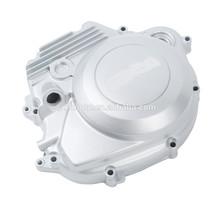 Tener logo OEM del embrague del motor de la cubierta de la carcasa derecha para Yamaha YBR125 YBR 125 todos los años