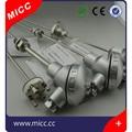 Instrumentos de temperatura tipo termopar montaje k
