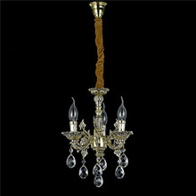 Top Grade CE China Antique Gold Crystal Chandelier