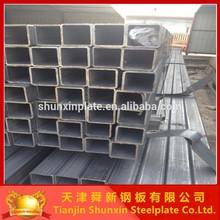 ASTM A36 Black steel Square/Rectangular pipe