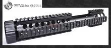Vector Optics M4 AR-15 12'' Handguard Free Float OnePiece Quad Picatinny Rail Extension