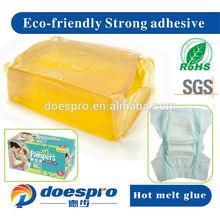 Eco-Friendly Fast Bonding Hot Melt Glue For Abs Plastic
