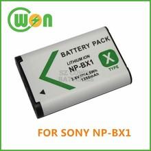 NP-BX1 Battery for Sony Cyber-Shot DSC-RX100 RX100 II RX1 HX50 HX60 HX300 WX300 WX350 HX400 PJ240E CX240E HDR-AS15