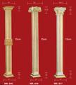 De concreto colunas para o casamento interior / interior decorativa de fibra de vidro portão projeto pilar