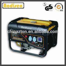 2000W-7000W ac synchronous generator Aodisen ZT2500S dc generator low rpm CE approved, super quiet generator
