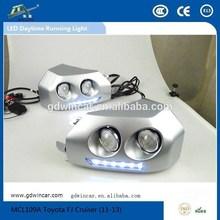 2011-2013 Year 12Volt LED Lamp Car Led Light/DRL for Toyota FJ Cruiser Light Car LED Daytime Running Light
