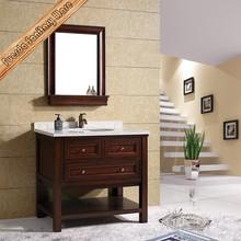 antique bathroom vanity , floor bathroom cabinet , solid wood bathroom vanity