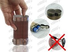 Kamry usb charger vaporizer pen 100w wood ecig kamry 100 with Mic USB