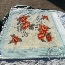 Woven manufacter 100% wool other bedding blanket