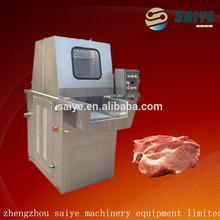 Completamente automático de inyección de solución salina salmuera inyector de la carne