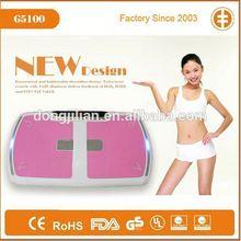 Whole body vibration machine crazy fit massager