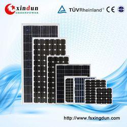 foshan xindun 120v solar panel