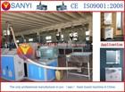 PVC Foam Sheet Production Line/WPC Foaming Board Extrusion Line/Plastic Machinery