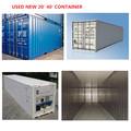 Standard kühlraum kühlcontainer verkauf