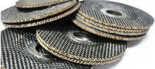 High stock removal Flat /Convex T27/T29 flap disc backing for making flap disc