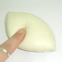 Enlarge Breast Foam Silicon Nude Bra Insert/Pads Wholesale Soft Foam Bra Pads