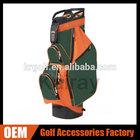 Wholesale Golf Bag Customized OEM PU/PVC/ Oxford Cheap Golf Cart Bag Manufacturer