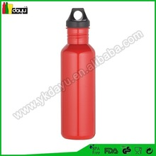 Eco-Friendly Wide Mouth 600ml Stainless Steel Sports Water Bottle - BPA Free