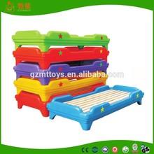 Plastic Stackable Children Bed Kids Bed