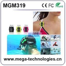 2014 swimming proof waterproof MP3 with Water proof sport MP3 Player SWIM Waterproof MP3