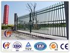 Cheap steel sliding fence gate design