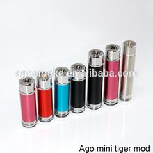 Fashion popular in US e-cig mod ecigarette mod Mini tiger