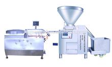 halal chicken sausage making machine/sausage production line