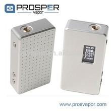 USA most popular mechanical mod 100% Original dual 18650 battery cloupor T8 150w vaporizer