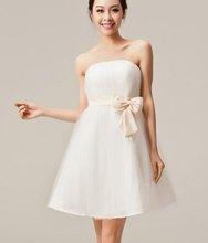 Wholesale and retail bridesmaid dress short paragraph Bra bride wedding toast clothing bridesmaid dresses