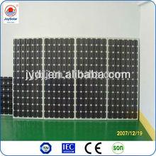 New Product Solar Cell Solar Power System Monocrystalline 250W Solar Panel