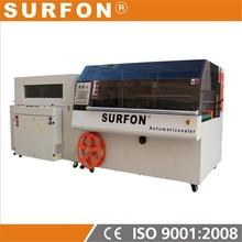 Sunsilk Shampoo Heat Shrink Package Machinery